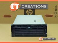 HP PROLIANT DL580 G7 SERVER TWO E7-4850 2.0GHZ 32GB NO HDD