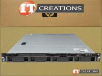 HPE PROLIANT DL160 G9 Gen9 SERVER TWO E5-2620V3 2.4GHZ 64GB NO HDD