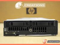 HP PROLIANT WS460C G6 SERVER TWO E5640 2.66GHZ 16GB 146GB 10K SAS