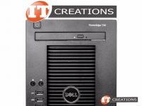DELL POWEREDGE T20 SERVER E3-1240V3 3.4GHZ 8GB 2TB SATA
