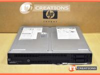 HP PROLIANT BL680C G5 SERVER TWO E7530 1.86GHZ 6GB NO HDD