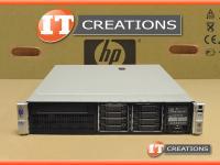 HP PROLIANT DL380P G8 2.5 SERVER E5-2670 2.6GHZ 24GB