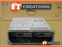 DELL POWEREDGE M620 REF TWO E5-2667 2.90GHZ 8GB NO HDD H710