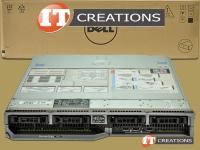 DELL POWEREDGE M820 TWO E5-4603 2.0GHZ 32GB NO HDD H310