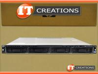 HP PROLIANT DL120 G7 SERVER E3-1280 3.5GHZ 4GB 2 X 146GB 15K SAS