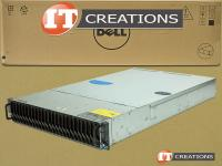 DELL C6100 24B FOUR E5506 2.13GHZ 4GB 146GB 15K SAS