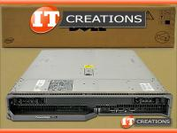DELL POWEREDGE M915 SERVER TWO AMD 6276 2.30GHZ 128GB NO HDD