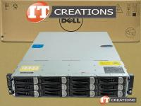 DELL POWEREDGE C6145 SERVER FOUR AMD 6276 2.30GHZ 64GB 2TB SAS